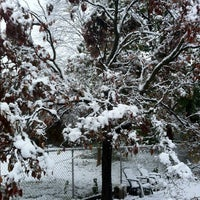 Photo taken at Snowpocalypse 2011 by Kimba D. on 10/30/2011