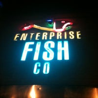 Photo taken at Enterprise Fish Co. by Nancy D. on 8/21/2012