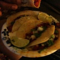 Photo taken at Taqueria El Rodeo de Jalisco by Clark G. on 4/8/2011
