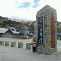 Foto tomada en Base Cerro Catedral por Fernando V. el 1/31/2012
