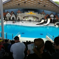 Photo taken at Marineland by Paula D. on 8/22/2011