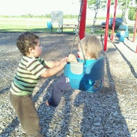 Photo taken at Krull Park by Amber S. on 8/21/2012