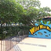 Photo taken at Wild Wild Wet by Angela T. on 7/16/2012