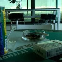 Photo taken at Al Fresco Smoking Lounge by jm g. on 10/30/2011