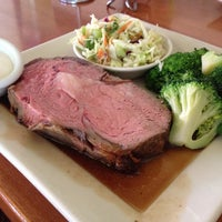 Photo taken at Lawry's Carvery by Jun S. on 8/6/2012