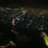 Photo taken at International Departures by Cesar P. on 8/18/2012