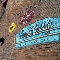 Photo taken at Zayda Buddy's by James I. on 5/7/2012