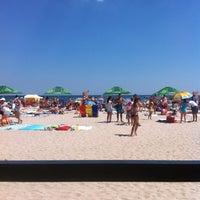 Photo taken at Plaja Midnight Sun by Adrian T. on 8/15/2012
