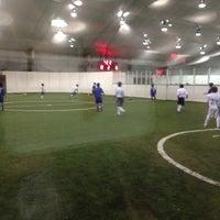 Photo taken at Fairfax Sportsplex by DaleMony J. on 3/18/2012
