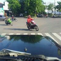 Photo taken at Perempatan Yakaya by Heru S. on 1/3/2012