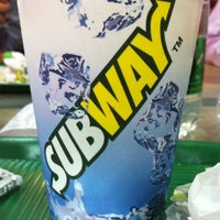 Photo taken at Subway Torre Central by Santiago M. on 9/12/2011