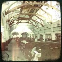 Photo taken at Bluebonnet Regional Branch Library by Kerry K. on 7/25/2011