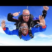 Photo taken at Start Skydiving by Jason L. on 3/25/2012