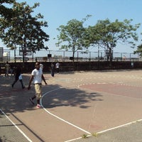 Photo taken at Brighton Playground by NYC Parks on 3/12/2012