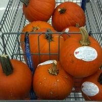 Photo taken at Walmart Supercenter by James Q. on 10/25/2011