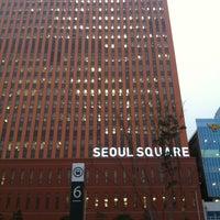 Photo taken at SSQ 15층 by Noel K. on 4/15/2011