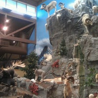Photo taken at Cabela's by Brittany G. on 7/7/2012