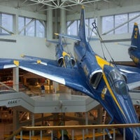 Photo taken at National Naval Aviation Museum by Sophia F. on 3/21/2012