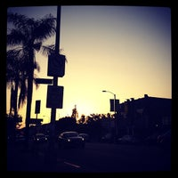 Photo taken at Melrose Avenue Shopping by Petar M. on 5/8/2012
