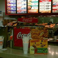 Photo taken at Popeye's Chicken & Buscuits by Toya T. on 10/21/2011