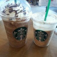 Photo taken at Starbucks by Clémence P. on 8/23/2012