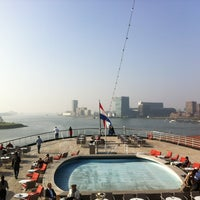 Photo taken at ss Rotterdam by Yvon N. on 3/15/2012