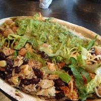Photo taken at Chipotle Mexican Grill by Joon Pil Y. on 5/8/2012