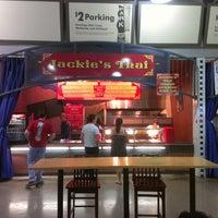 Photo taken at Jackie's Thai by John M. on 7/28/2012