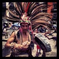 Foto tomada en Museo del Templo Mayor por Alexander U. el 4/21/2012