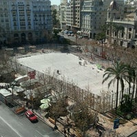 Photo taken at Ajuntament de València by Manuel B. on 3/5/2012