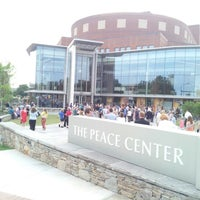Photo taken at Peace Center For The Performing Arts by James A. on 6/14/2012