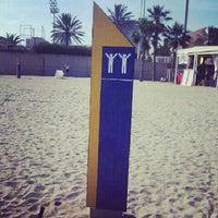 Foto tomada en Playa de la Mar Bella por Marc S. el 6/23/2012
