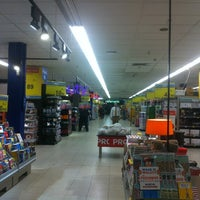 Photo taken at Carrefour hypermarkt by Jens B. on 11/26/2011