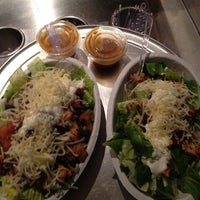 Photo taken at Chipotle Mexican Grill by Jamie E. on 3/2/2012