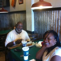 Photo taken at Wingstop by Wingstop p. on 9/8/2011