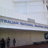 Photo taken at Australian National Maritime Museum by 「 SAL 」 on 11/24/2011