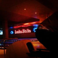 Photo taken at Lucky Strike Phoenix by Janel R. on 7/16/2012
