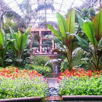 Photo taken at Longwood Gardens by Stan K. on 8/21/2011