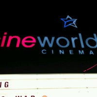 Photo taken at Cineworld by Steve W. on 3/13/2012