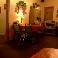 Photo taken at Back Porch Restaurant by Bobbie B. on 10/14/2011