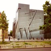 Foto scattata a Museo Ebraico di Berlino da Marco R. il 6/17/2012