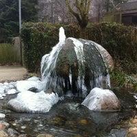 Photo taken at Wildpark Schwarze Berge by Malte P. on 1/30/2011