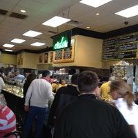 Photo taken at Jason's Deli by Jonny E. on 2/25/2012