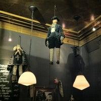 2/25/2012にLaure H.がLe Guignol Uccleで撮った写真