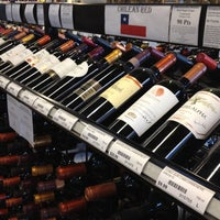 Photo taken at State Wine & Liquor Store #29 by knappst3r on 6/9/2012