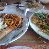 Photo taken at Yenchim Garden Restaurant by Ashley W. on 8/21/2012