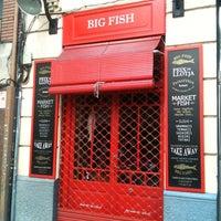 Photo taken at Big Fish by Jesus P. on 8/28/2011