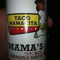 Photo taken at Taco Mamacita by Brian T. on 8/13/2011