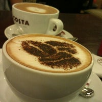 Photo taken at Costa Coffee by Ashwini S. on 5/8/2012