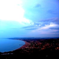 Photo taken at Belvedere Di Vasto by Antonella L. on 7/31/2011
